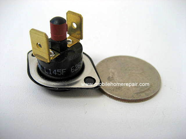 626548 Nordyne limit switch replaces 626529.