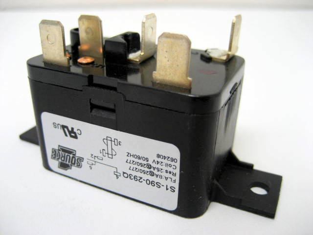 6313-2281 Coleman blower relay.