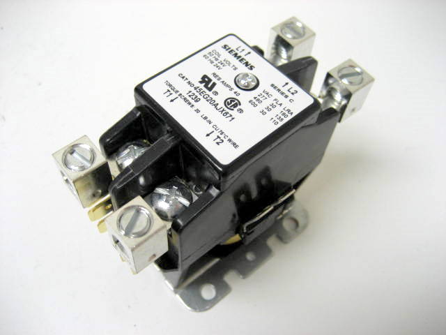 6922-3131 2 pole 25 amp contactor.