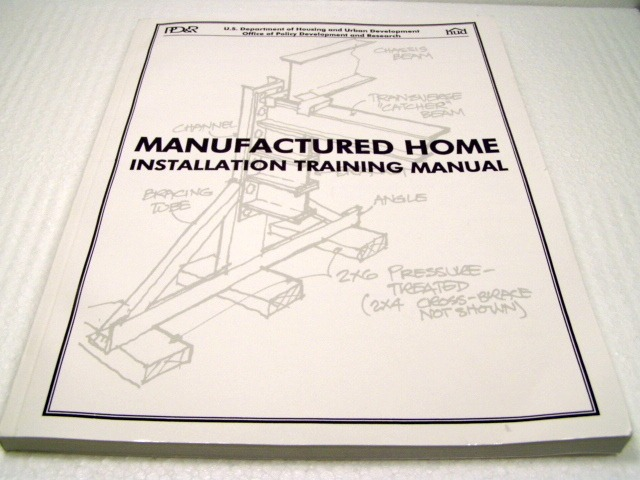 Manufactured home training manual