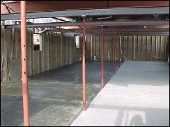 Basement For Mobile Home Foundation