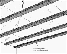 Sheet Rock Mobile Home Ceilings