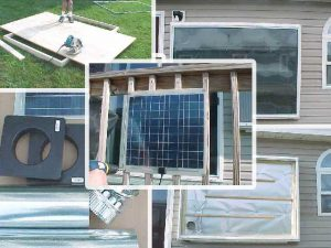 DIY Solar Panel for Heating Your Home