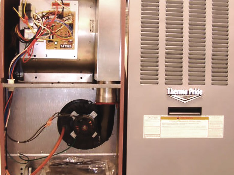 How A Typical Mobile Home Gas Furnace Works Mobile Home