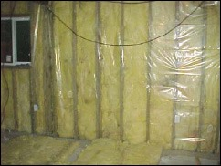 Mobile Home Basement Insulation