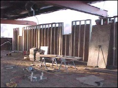 construct basement walls