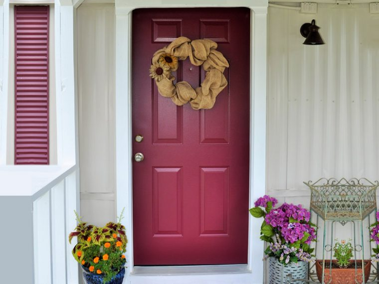 Mobile Home Exterior Doors – Custom Size Replacement from a Standard Door