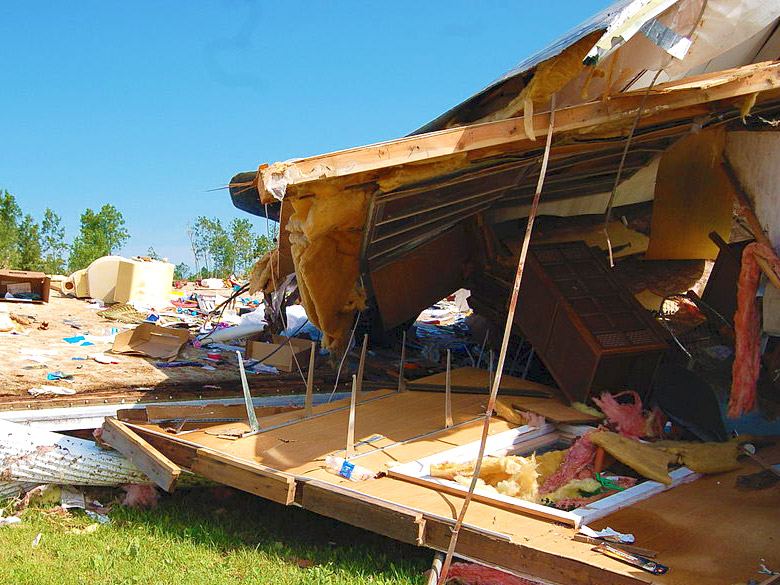 Mobile Home Insurance Damage
