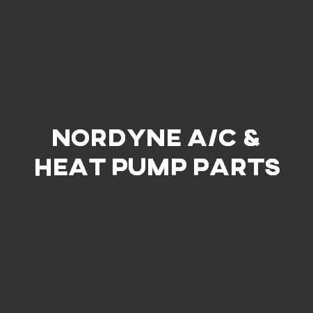 Nordyne A/C & Heat Pump Parts