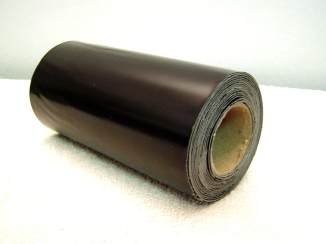 6x10 roll of black repair tape.