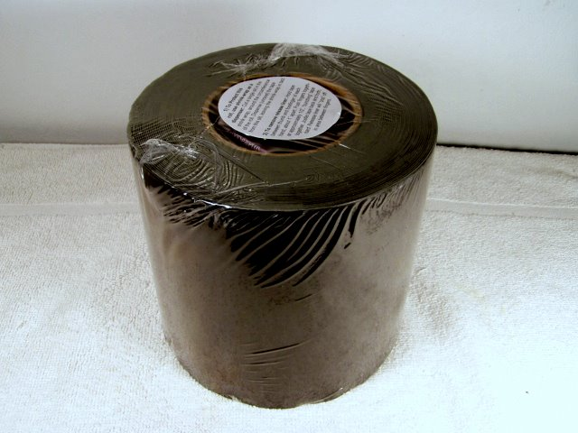 6x50 roll of black repair tape.