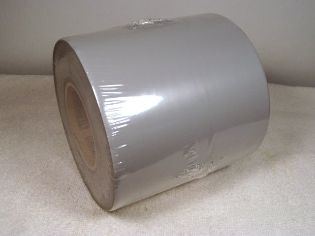 6x50 roll of gray repair tape.