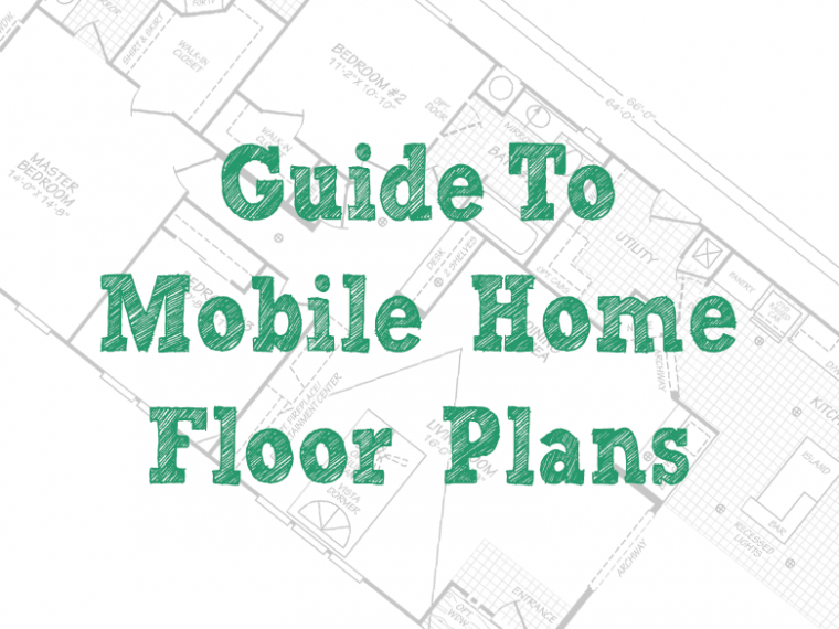 Mobile Home Floor Plans – Single Wide & Double Wide Manufactured Home Plans